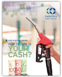 Case Study Gas Station: How Secure Is Your Cash?