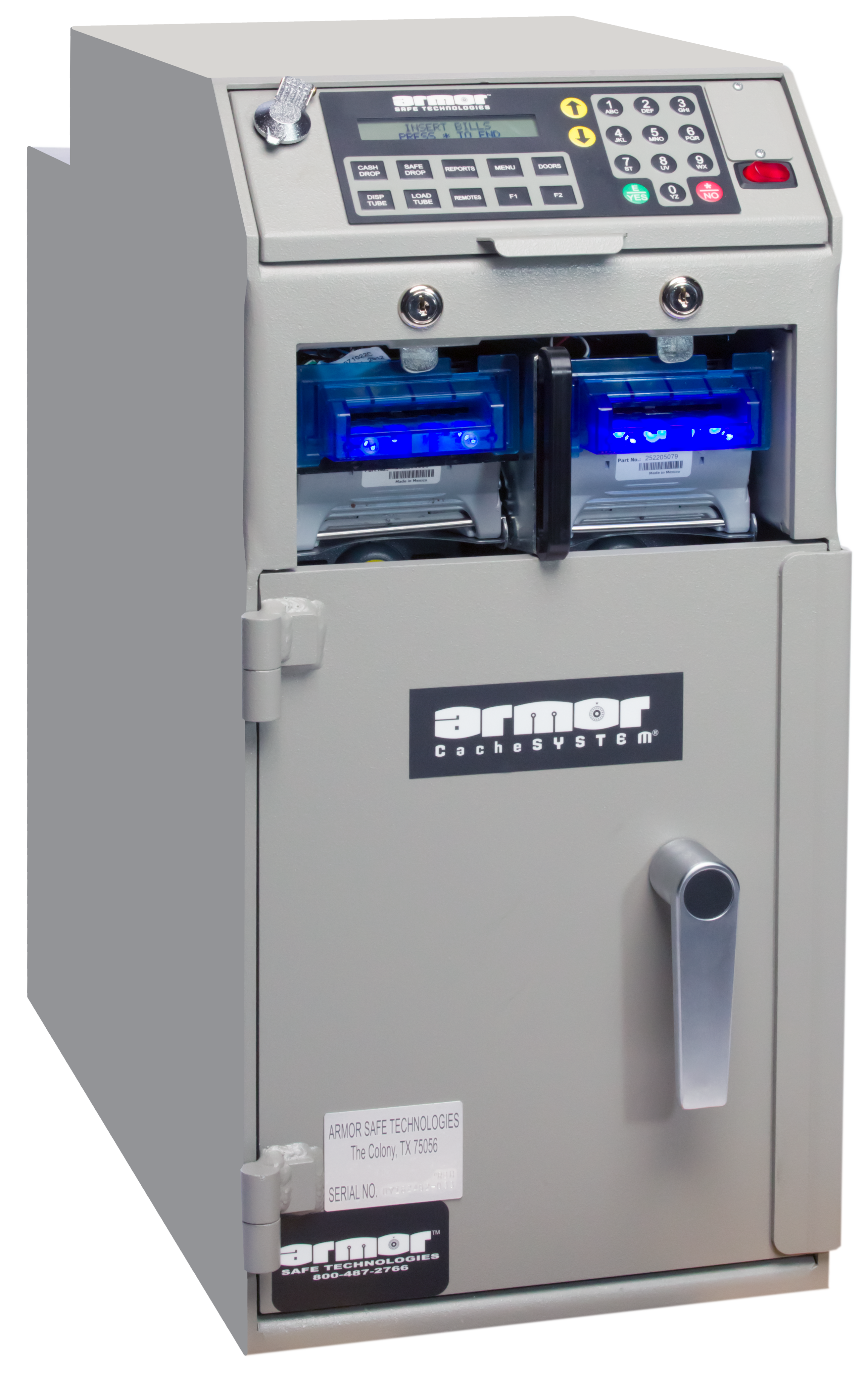 Armor 2400-RBH Series Smart Safe