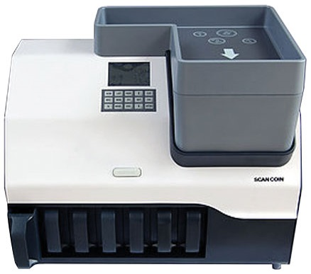 The DTC-6 Coin Sorter.