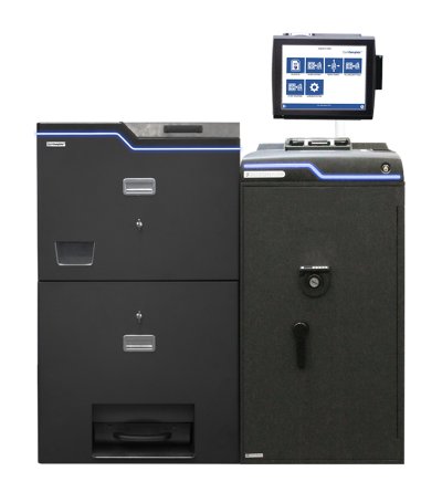 SUZOHAPP RCS-700 + RCS-Active Banknote and Coin Recycler
