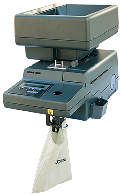 SuzoHapp SC-3003 Commercial Coin Counter and Sorter.