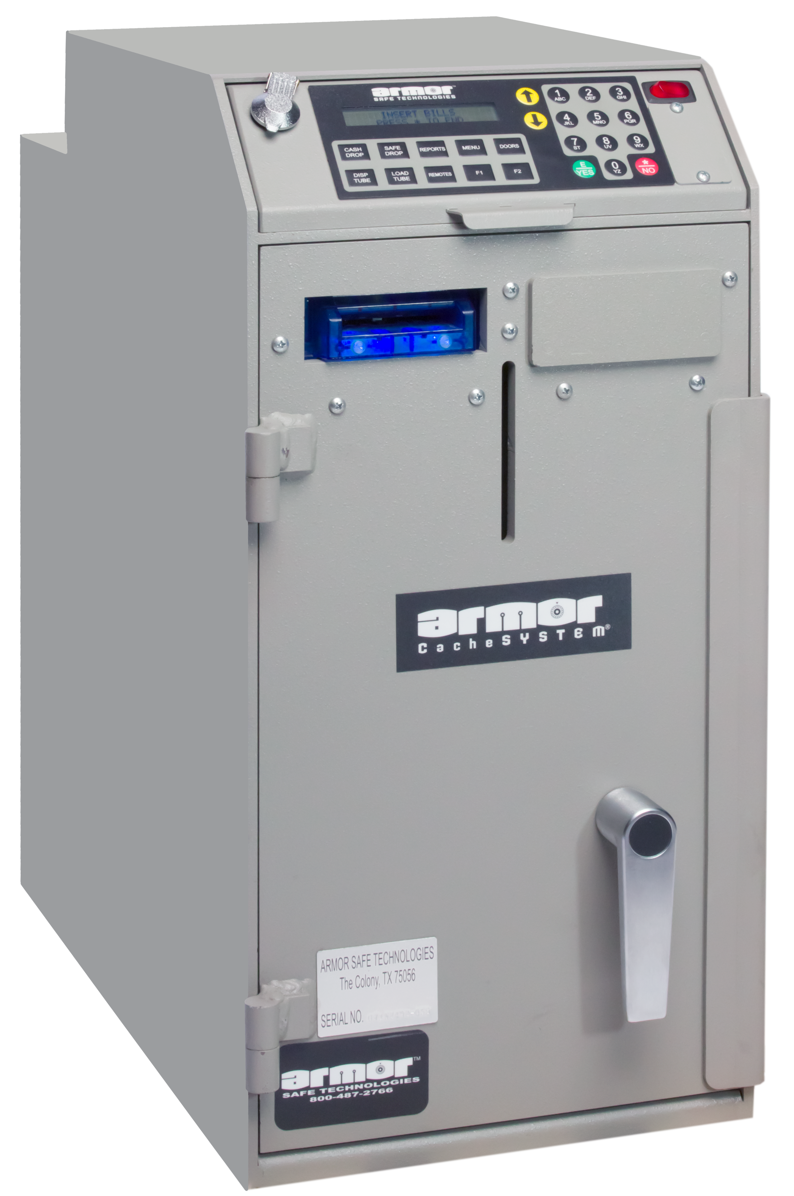 Armor 2400 Series Smart Safe