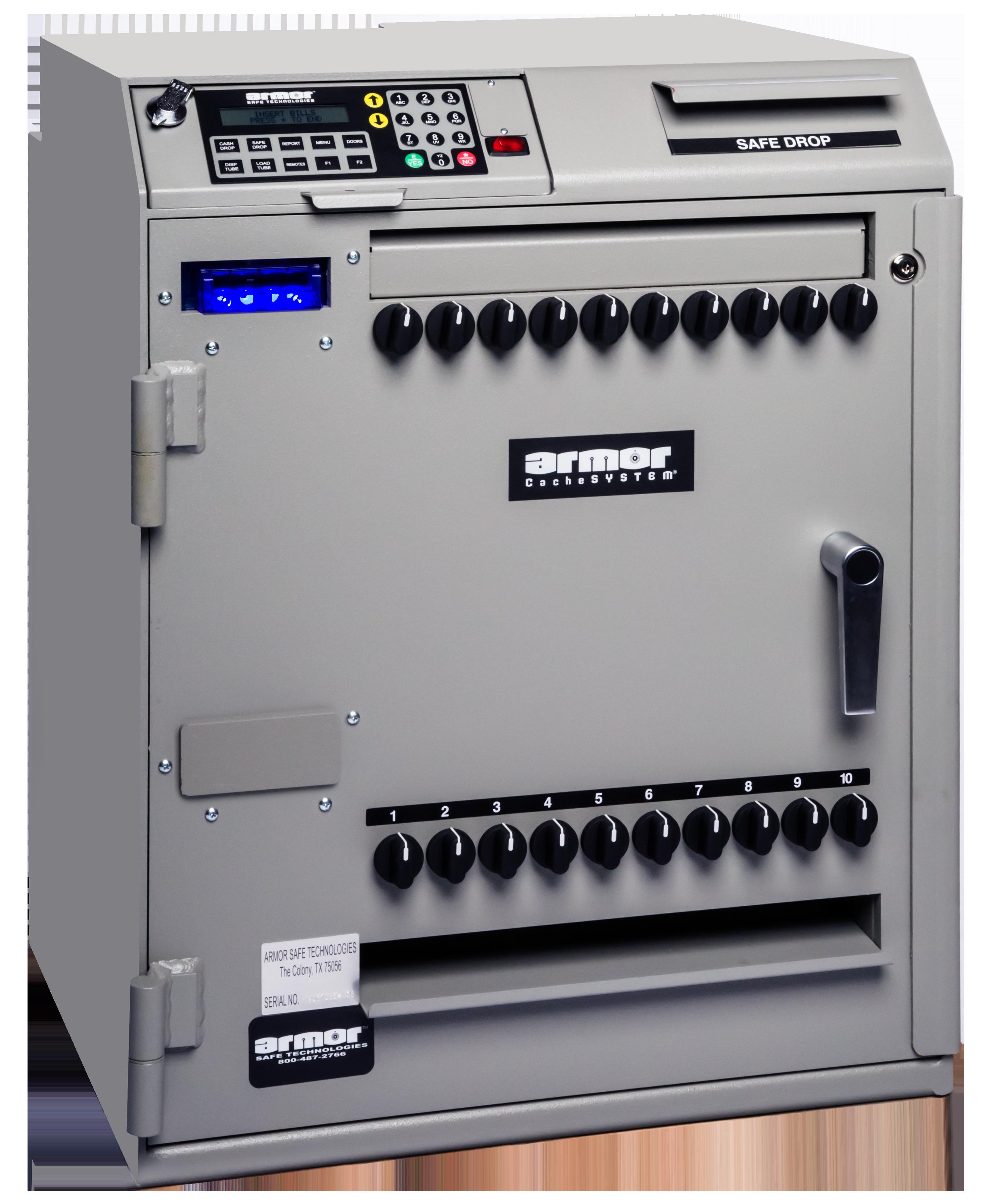 Armor 7100 Series Smart Safe