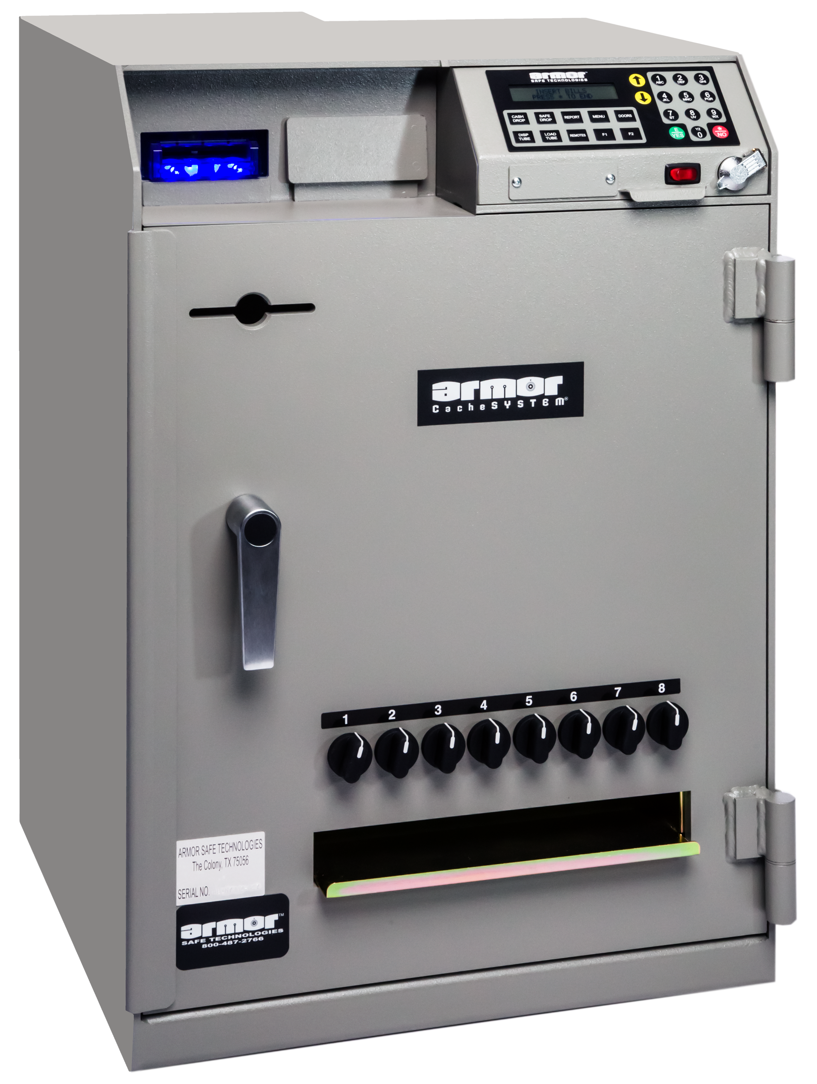 Armor 7300 Series Smart Safe