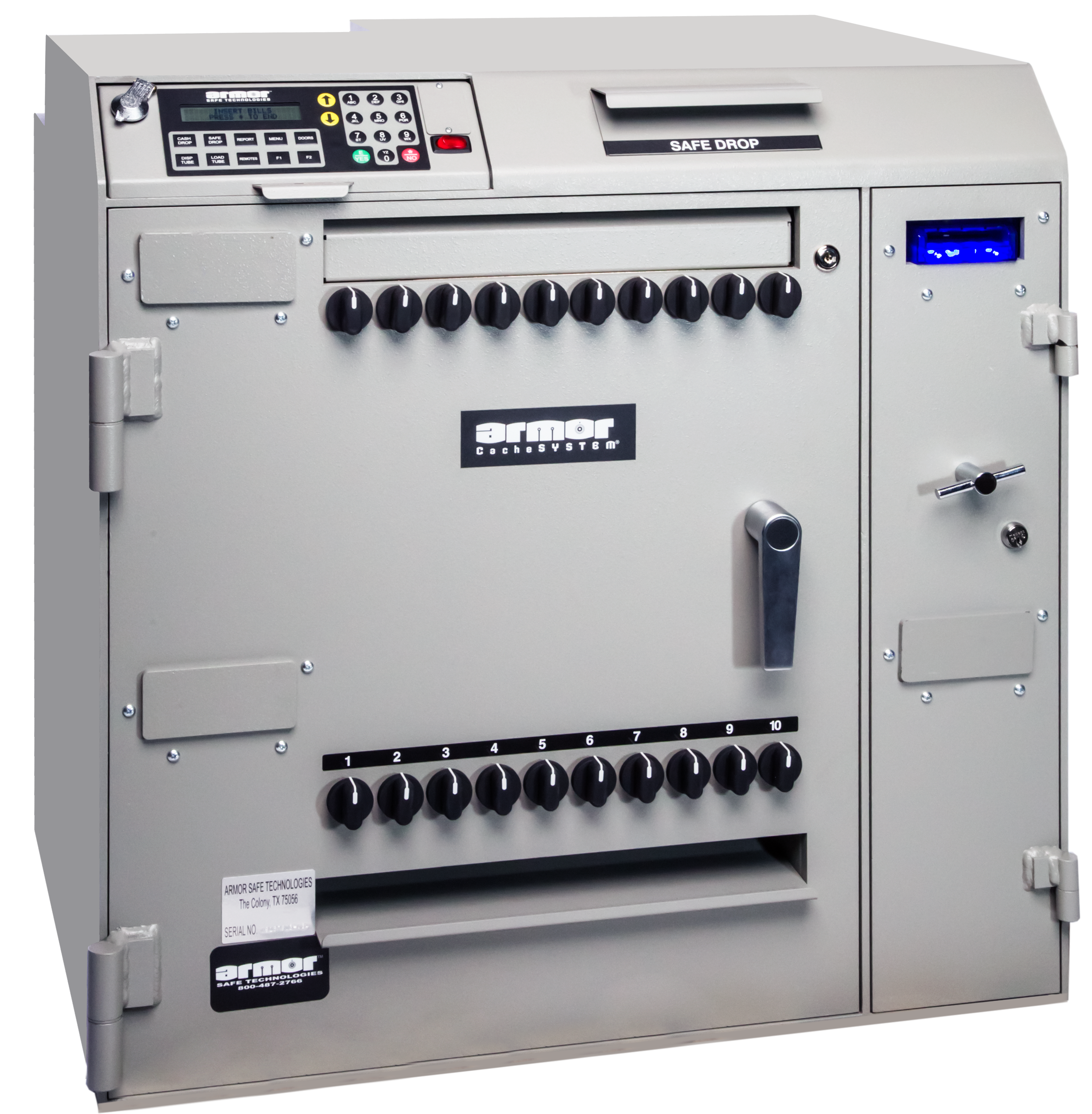 Armor 7900 Series Smart Safe