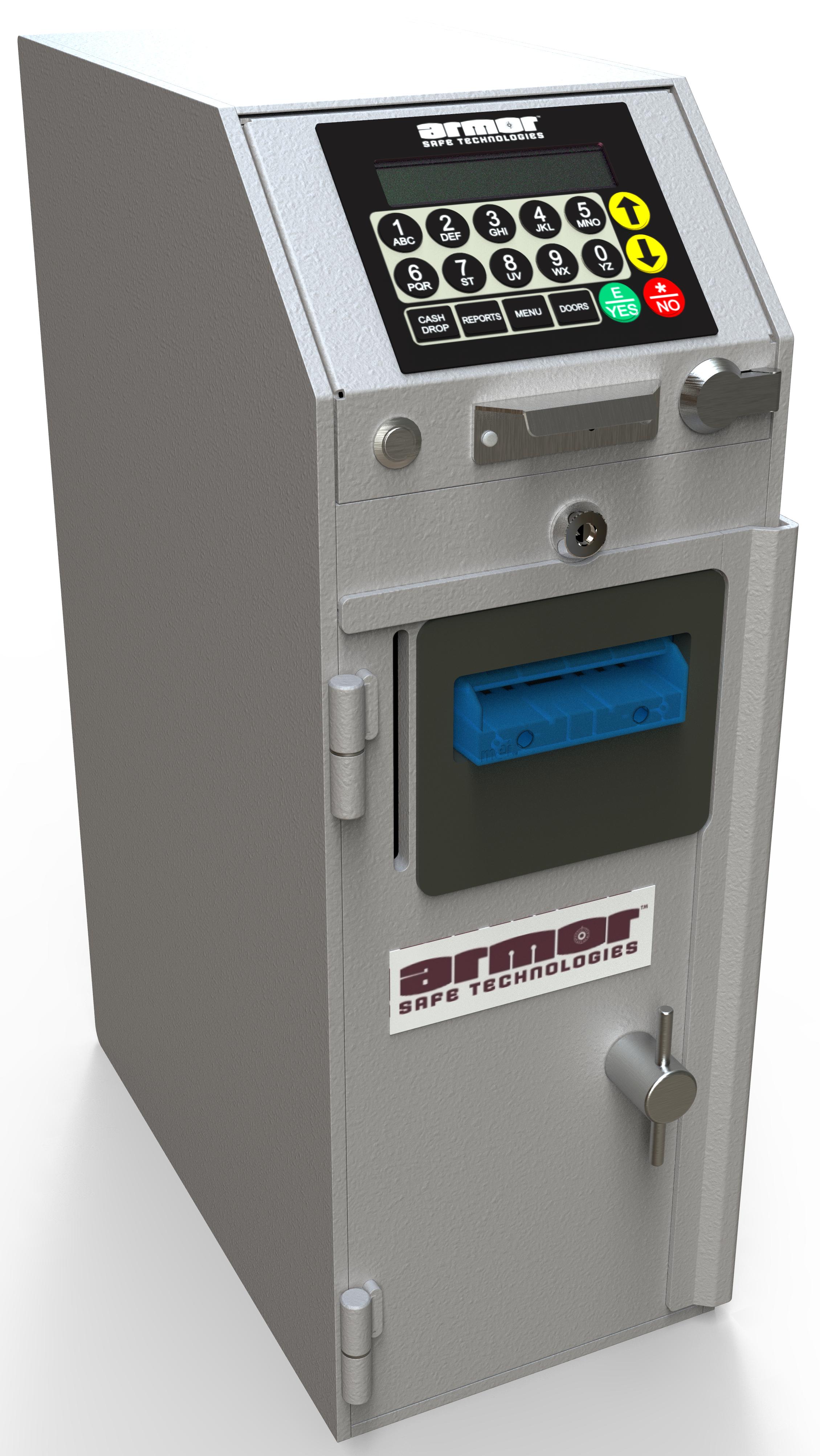 Armor CSC Series Smart Safe