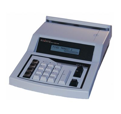 Maverick MX-3 Cheque Encoder