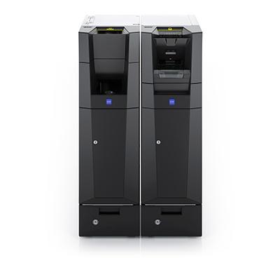 Système compact pour le recyclage de l'argent comptant CASHINFINITY CI-10