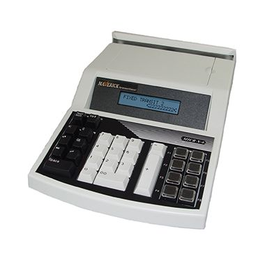 Maverick Mx-6 Cheque Encoder