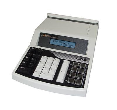 Maverick Mx-6 Cheque Encoder