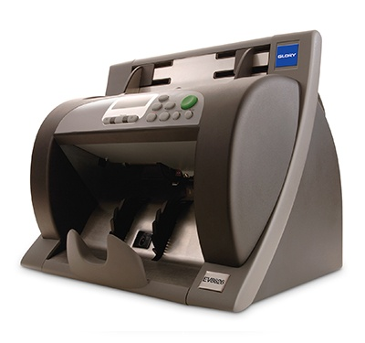 Glory EV8626 Banknote Counter