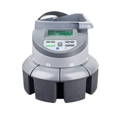Coin counting machine