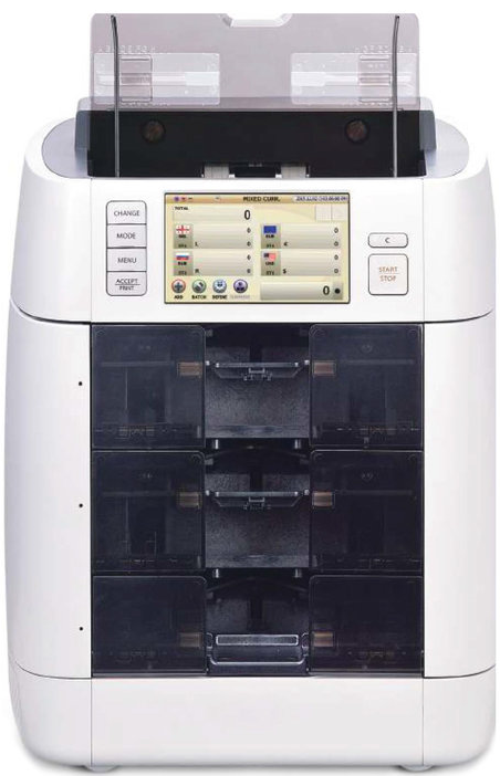 SBM SC-3000 Currency Discriminator