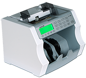 SuzoHapp SC-1600 Currency Counter