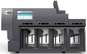 CPS X Range Desktop Banknote Sorter